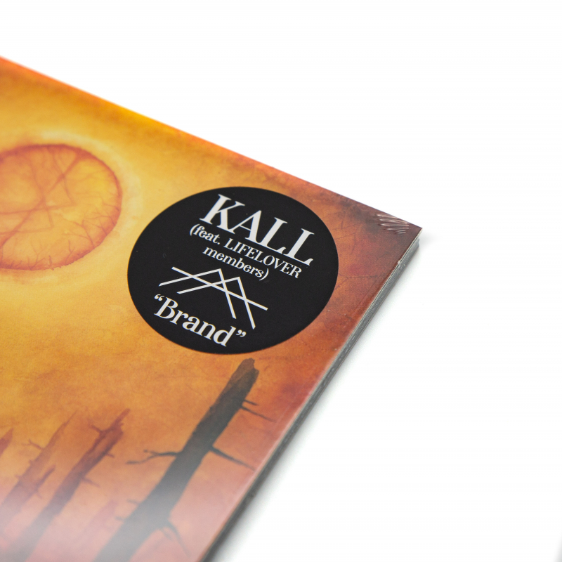 Kall - Brand CD Digipak