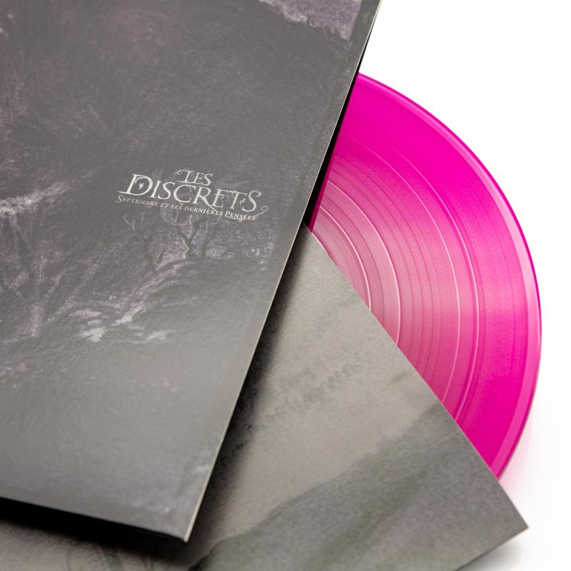Les Discrets - Septembre et ses dernières pensées Vinyl Gatefold LP  |  Violet
