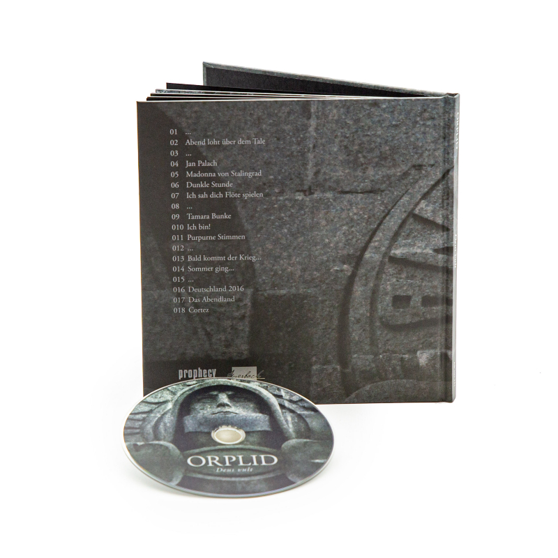Orplid - Deus Vult Book CD