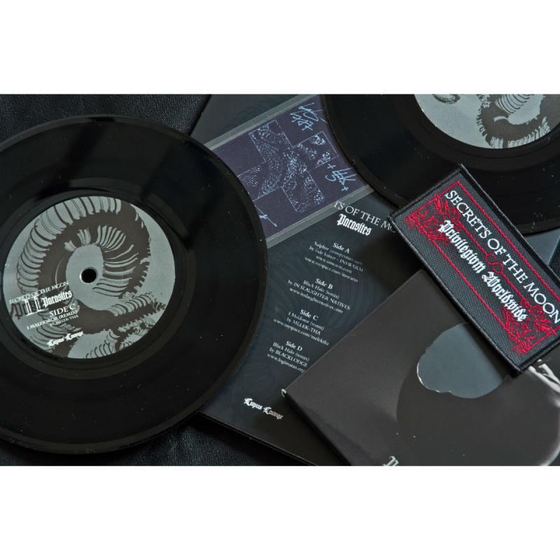 Secrets Of The Moon - Privilegivm Vinyl 2-LP Gatefold  |  grey