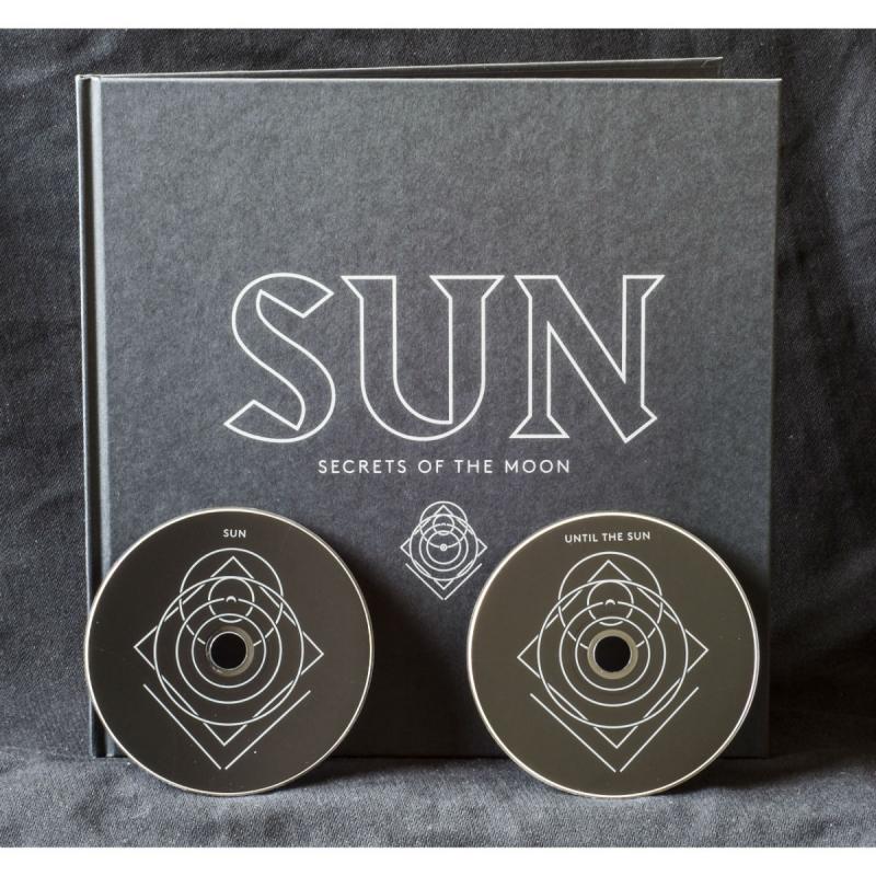 Secrets Of The Moon - SUN CD