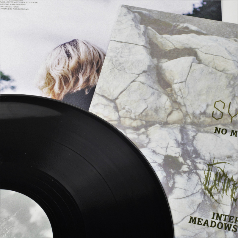 Unreqvited - Time Without End (Sylvaine / Unreqvited) Vinyl LP  |  Black