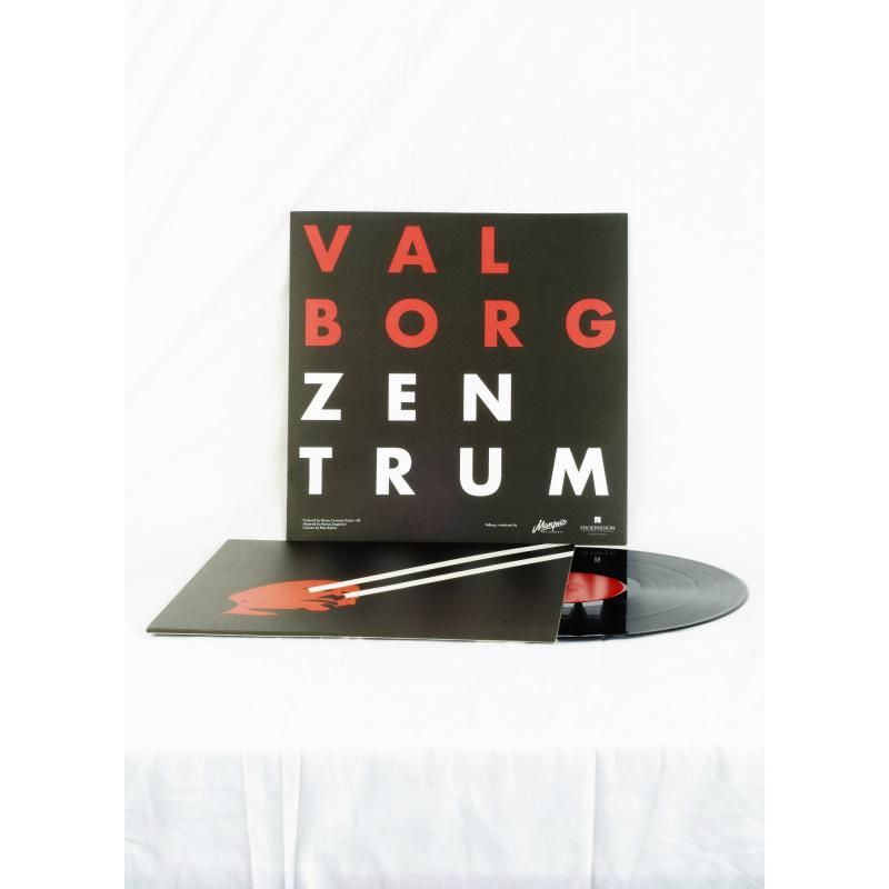 Valborg - Zentrum Vinyl LP     Black