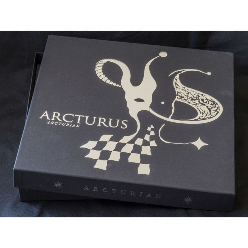 Arcturus - Arcturian Complete Box + TP