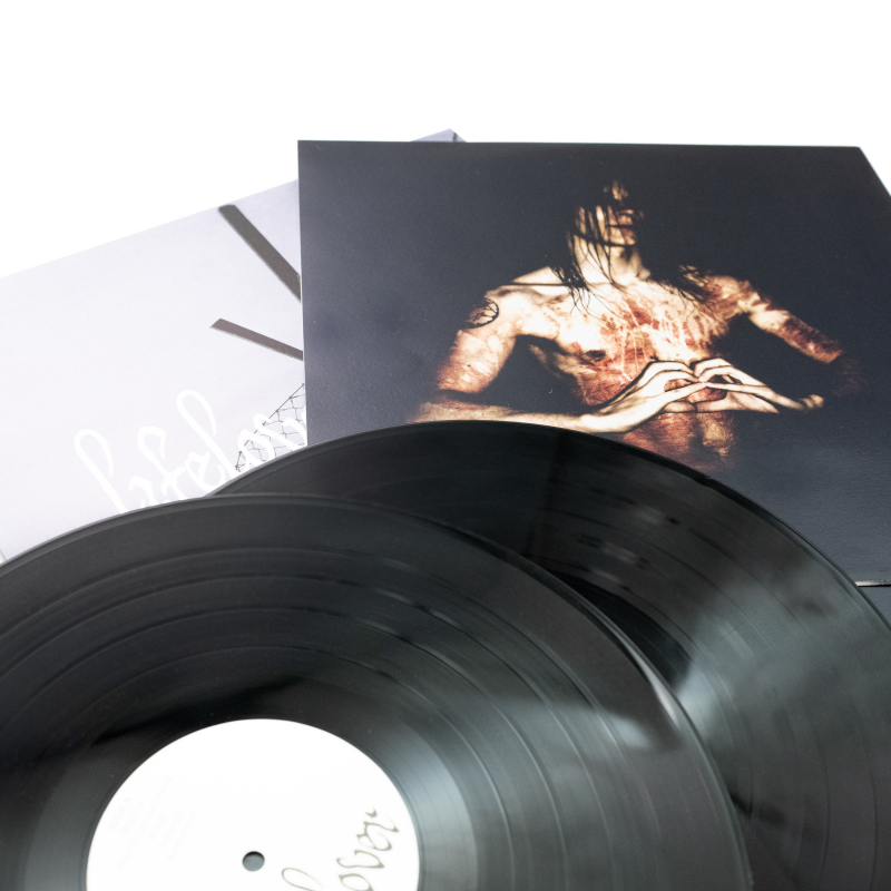 Lifelover - Konkurs Vinyl 2-LP Gatefold  |  black