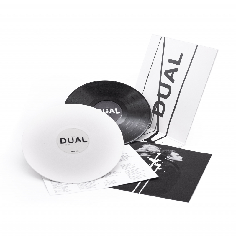 Deine Lakaien - Dual Vinyl 2-LP Gatefold  |  One LP black, one LP white