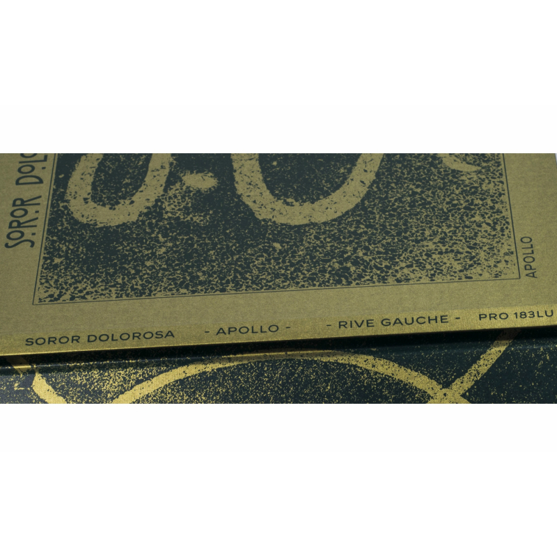 Soror Dolorosa - Apollo Artbook 3CD+DVD