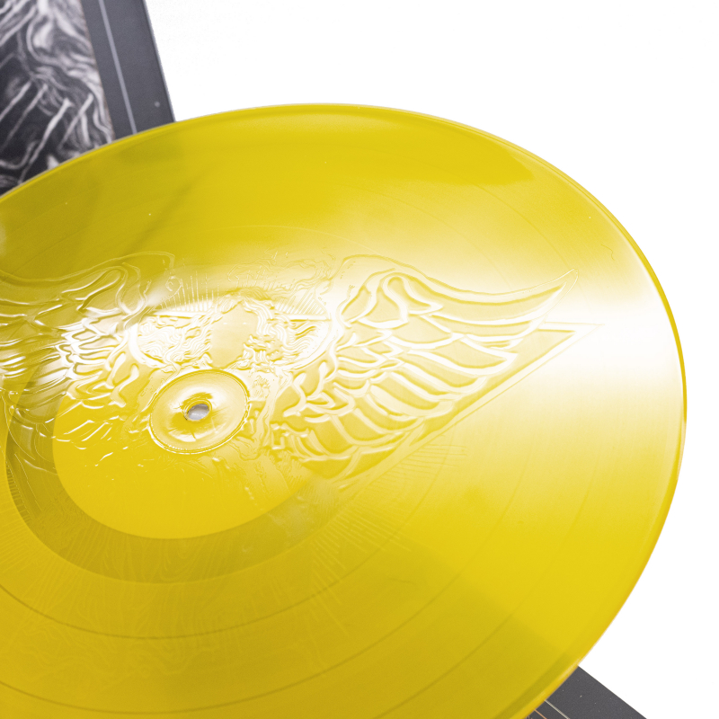 Imha Tarikat - Kara Ihlas / Kenoboros Vinyl 2-LP Gatefold     Sun Yellow Transparent