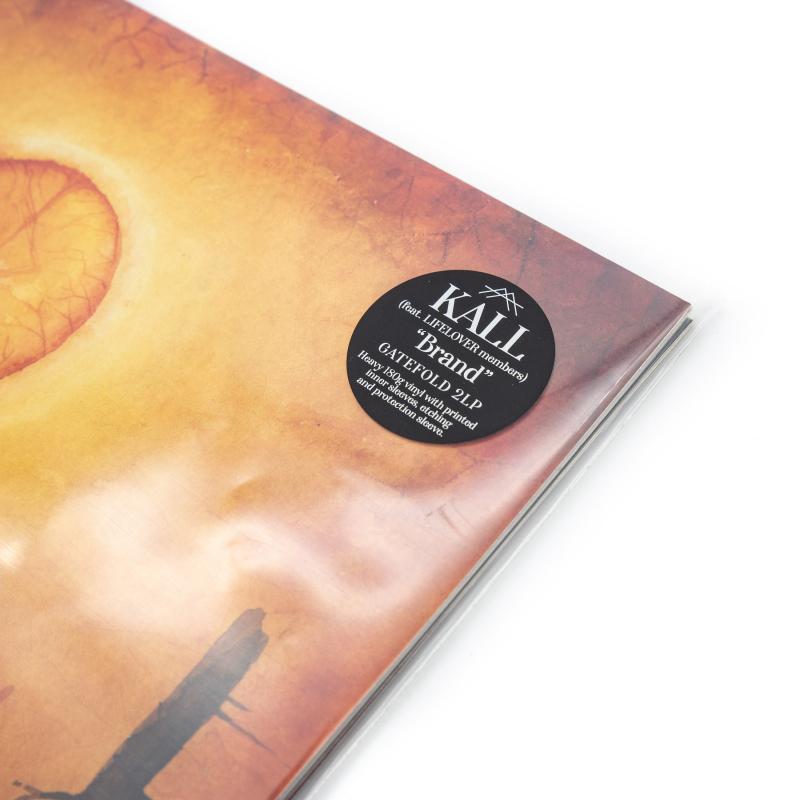 Kall - Brand Vinyl 2-LP Gatefold  |  Black