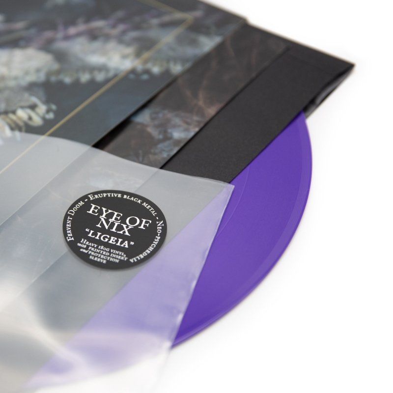 Eye Of Nix - Ligeia Vinyl LP  |  Purple